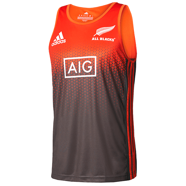 All Blacks Performance Singlet