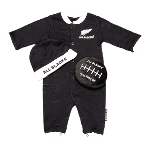 All Blacks 3 Piece Gift Set