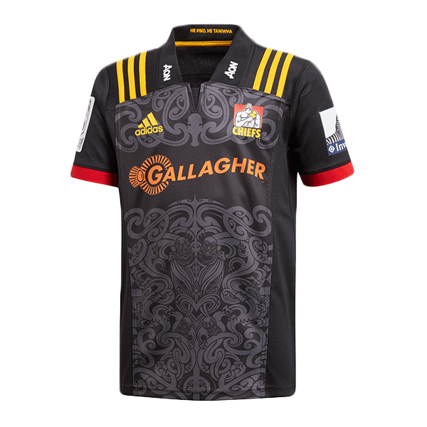 c63ec3a640e Chiefs Super Rugby Youth Jersey | All Blacks Shop