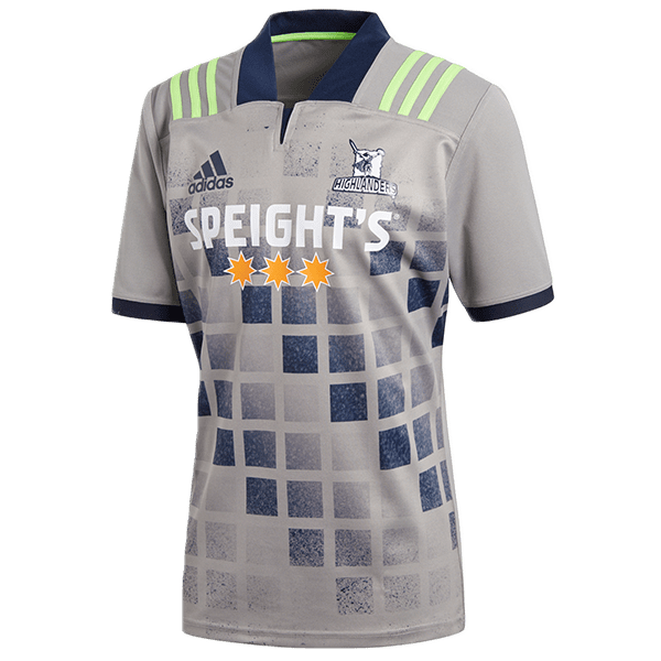 702071669e8 Highlanders Super Rugby Training Jersey | All Blacks Shop