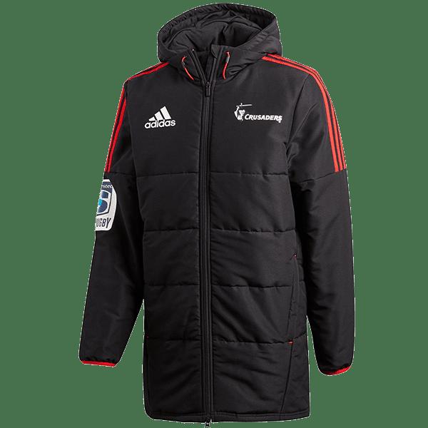 Crusaders Super Rugby Stadium Jacket 2018