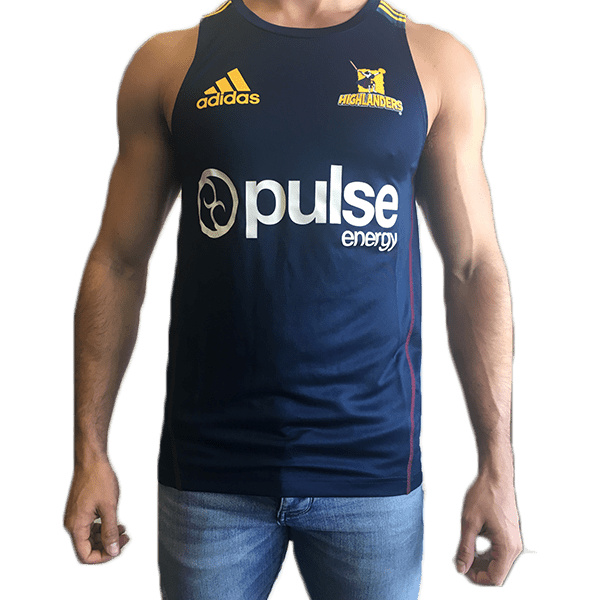 Highlanders Super Rugby Singlet | All Blacks Shop