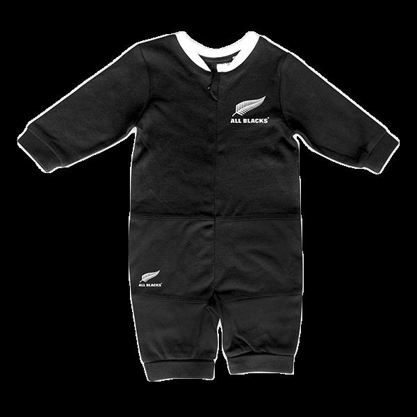 c712281518d All Blacks Baby Romper