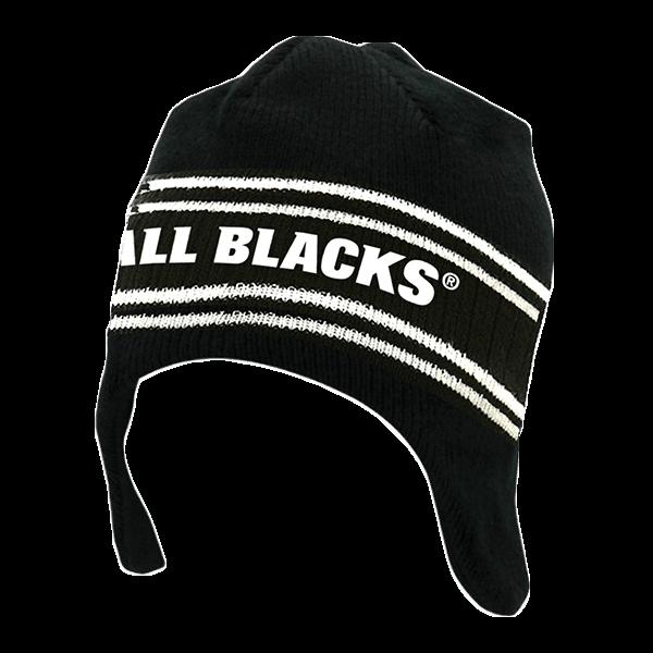 72fed574 All Blacks Youth Helmet Beanie