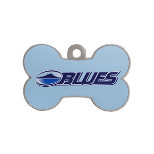 Blues Bone ID Tag