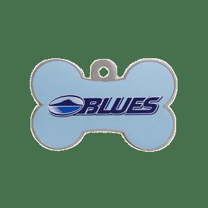 Blues Bone ID Tag