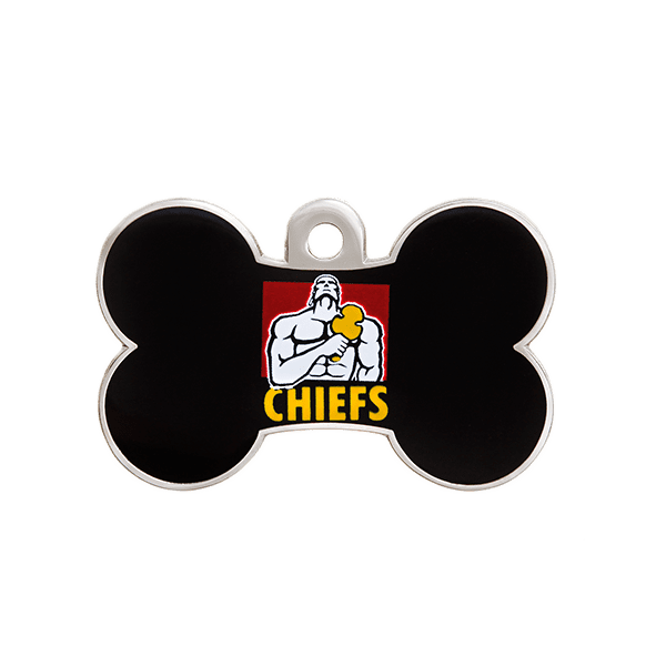 Chiefs Bone ID Tag