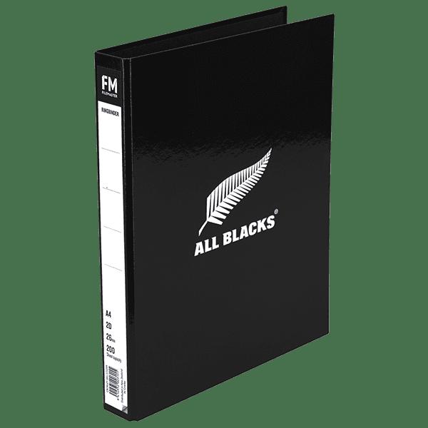 All Blacks Ringbinder A4