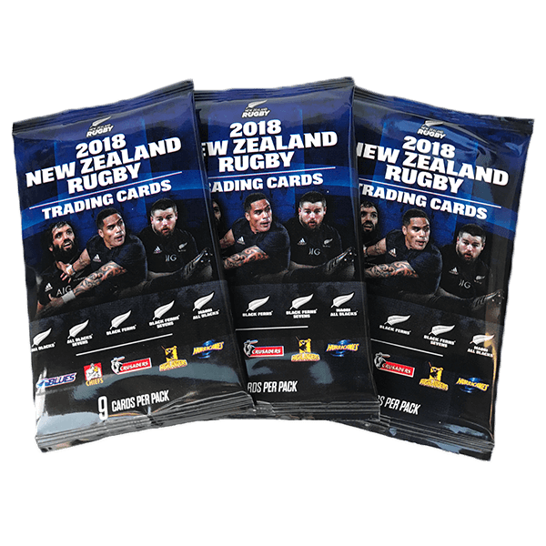 New Zealand Rugby Trading Cards