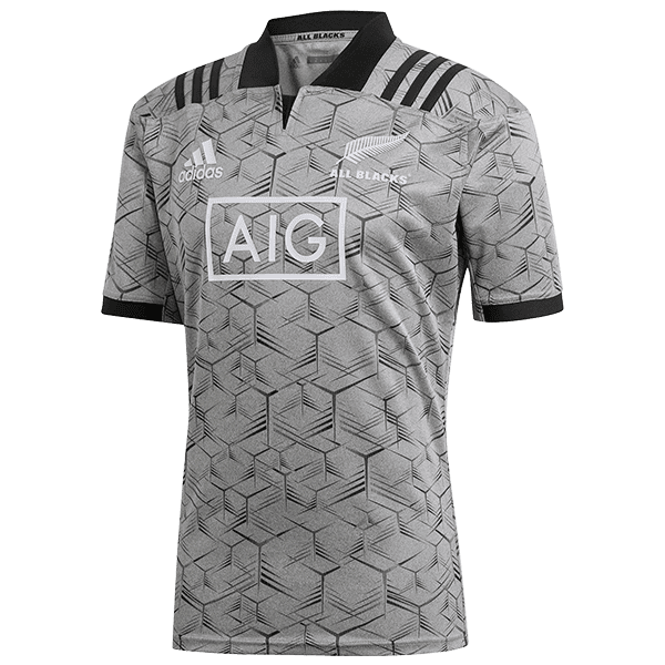 All Blacks Training Jersey 2018