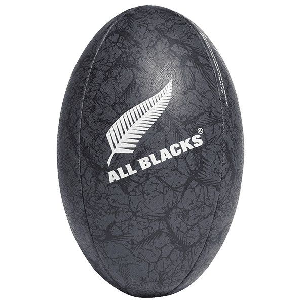 All Blacks Graphic Rugby Ball - size 5