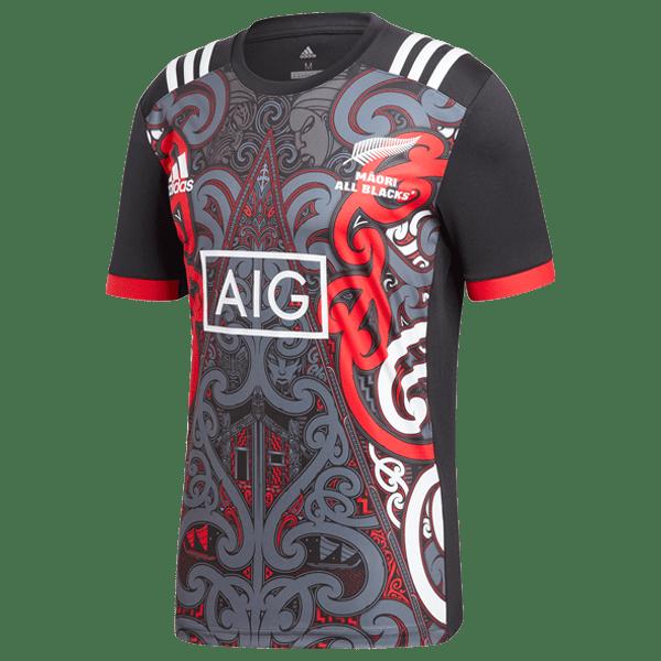 Maori All Blacks Performance T Shirt
