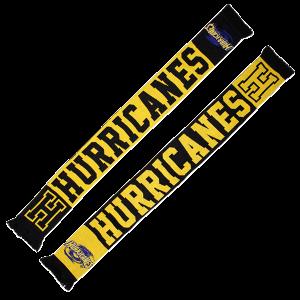 Hurricanes Collegiate Jacquard Scarf