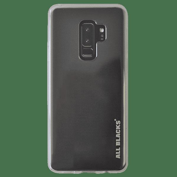 meet 21695 90673 Samsung Galaxy S9 Plus All Blacks Jelly Case with Wordmark