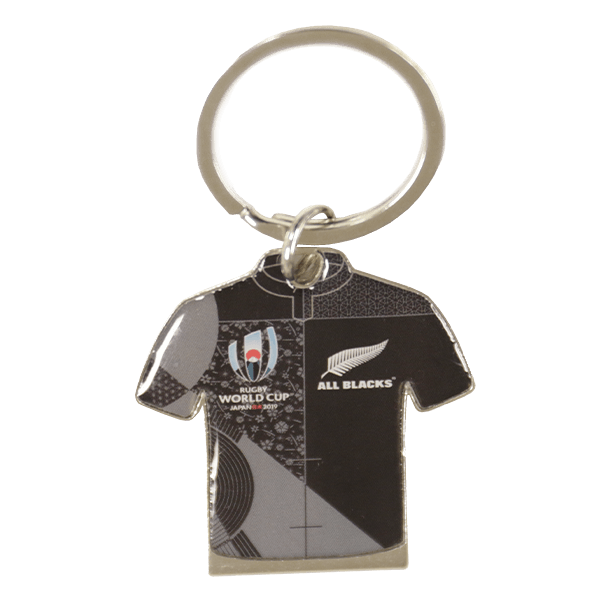 All Blacks RWC Jersey Bottle Opener Keyring