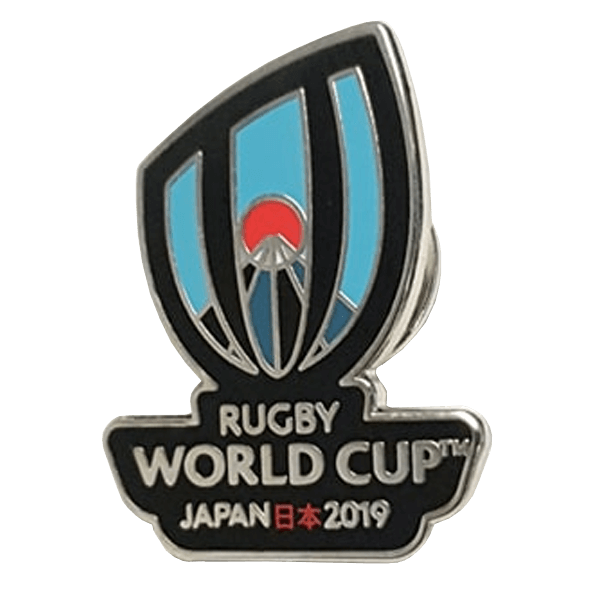 RWC Black Logo Pin