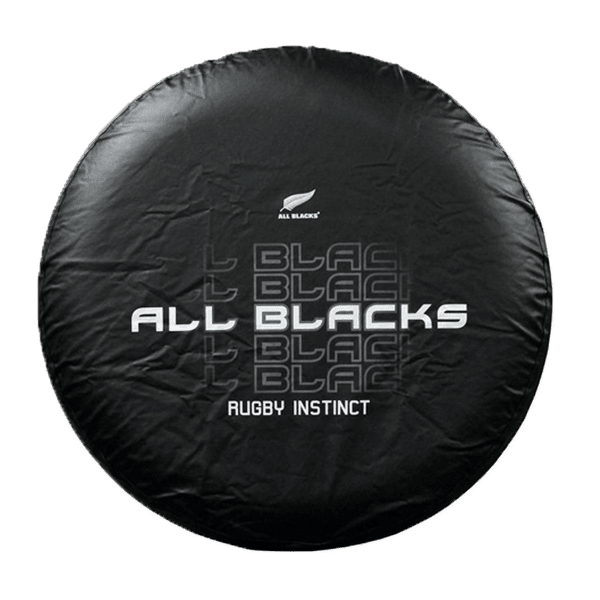 All Blacks Tyre Cover