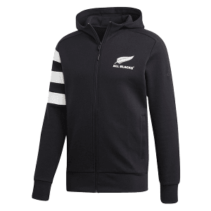 All Blacks 3-Stripe Hoodie