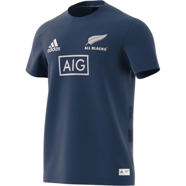 All Blacks Parley Performance Tee