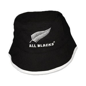 All Blacks Kids Bucket Hat