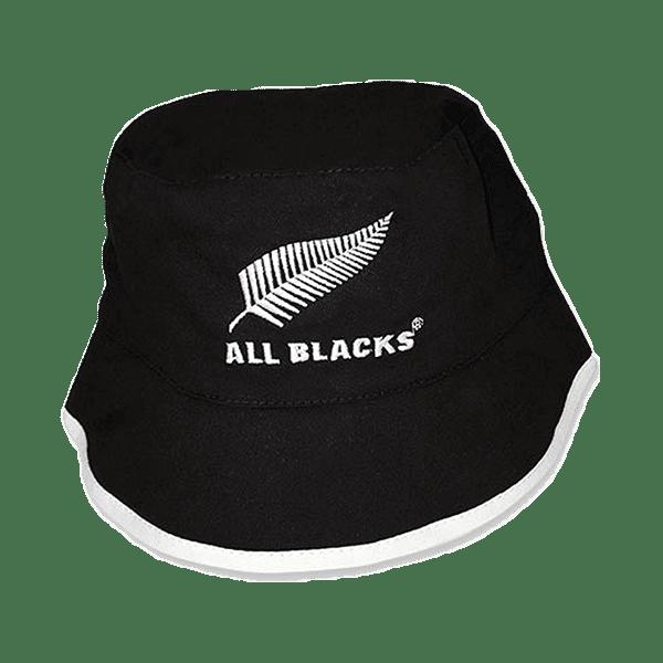 All Blacks Kids Bucket Hat