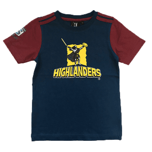 Highlanders Kids T Shirt