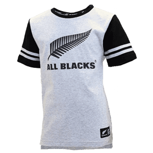All Blacks Grey Marle T-Shirt