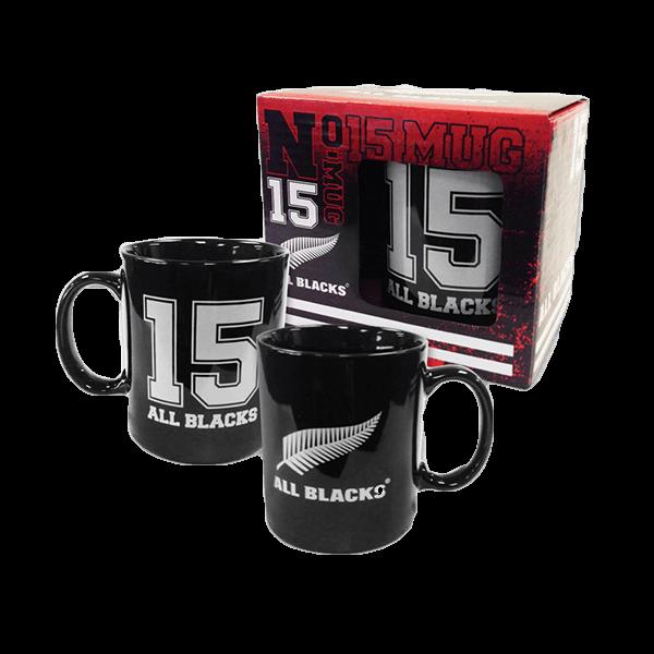 Number 15 Mug