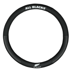 All Blacks Steering Wheel Cover