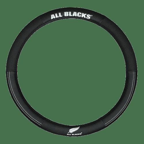 All Blacks Steering Wheel Cover