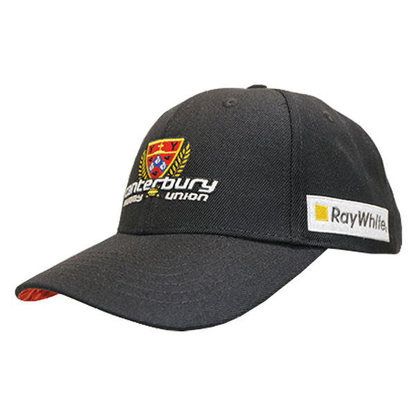 Canterbury Rugby Media Cap