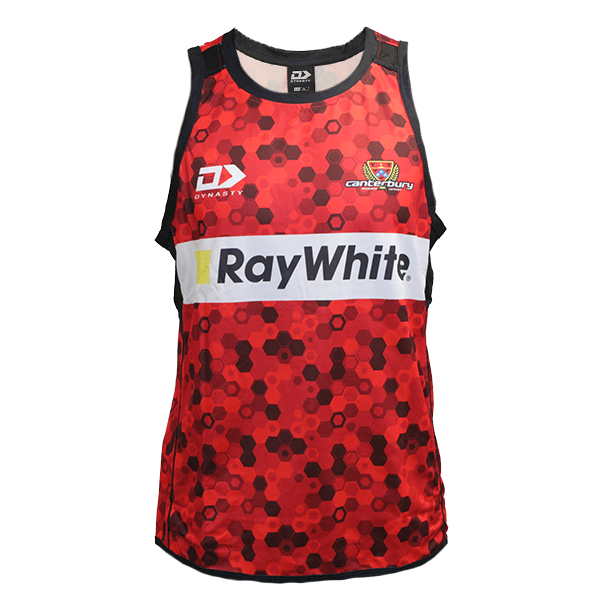 Canterbury Rugby Training Singlet