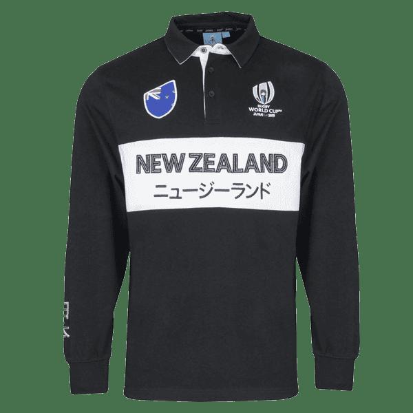RWC New Zealand Rugby Jersey