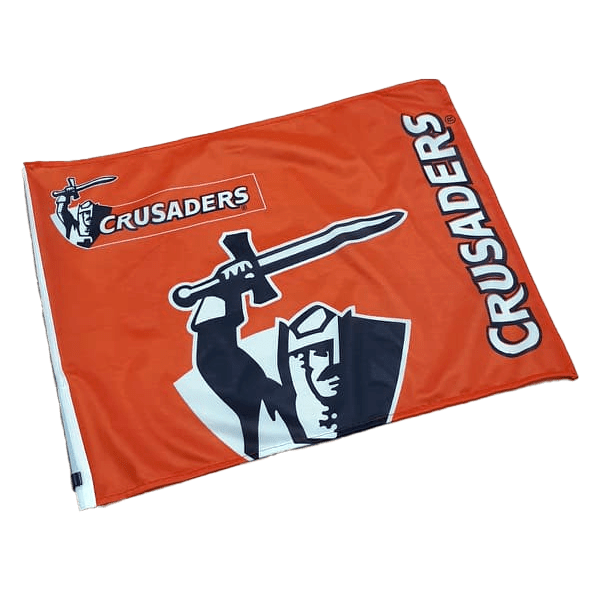Crusaders Supporter Flag