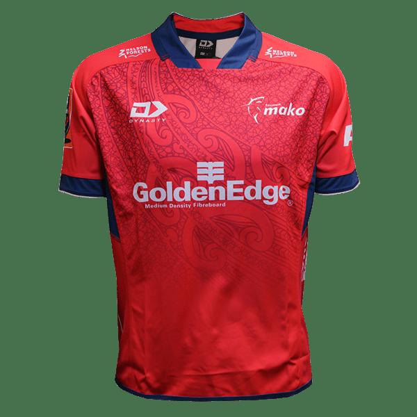 Tasman Mako Home Jersey 2019
