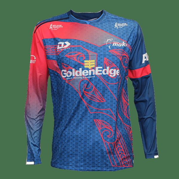 Tasman Mako Long Sleeve Training T Shirt