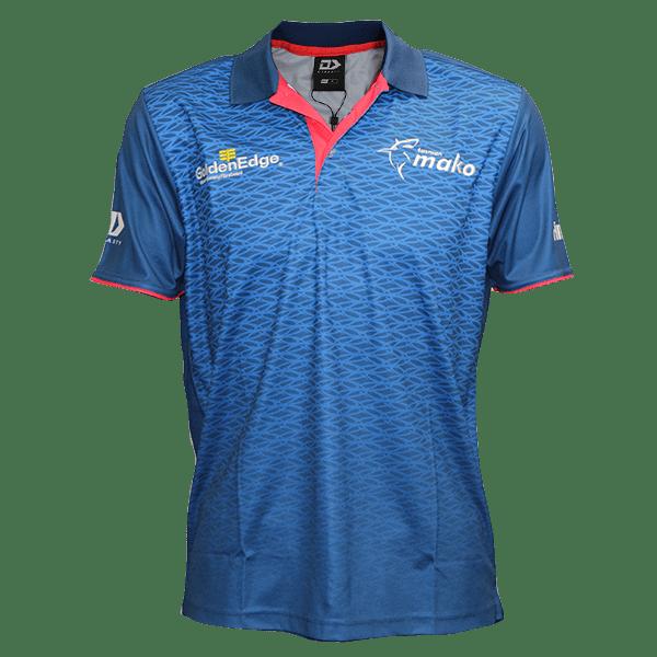 Tasman Mako Media Polo Shirt
