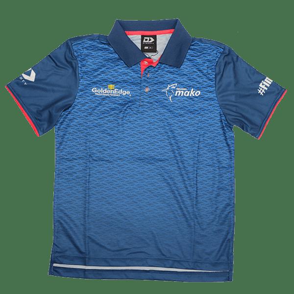 Tasman Mako Kids Polo Shirt