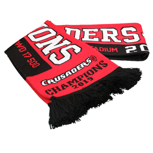 Crusaders Winners Scarf 2019