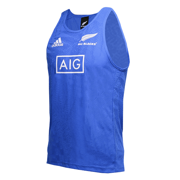 All Blacks Rugby World Cup Y-3 Singlet