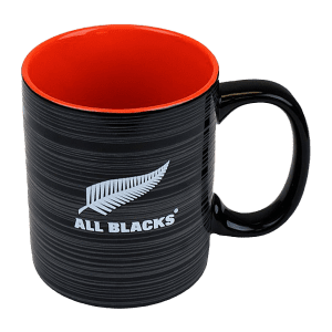 All Blacks Ceramic Mug