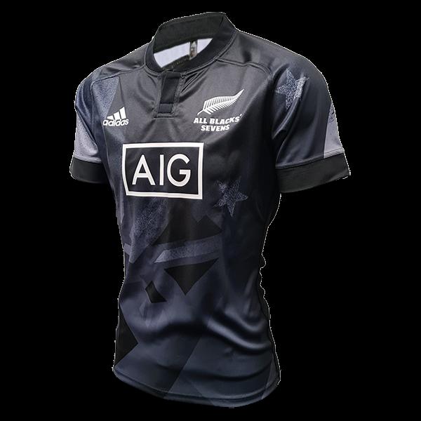 adidas New Zealand All Blacks Sevens Home Jersey