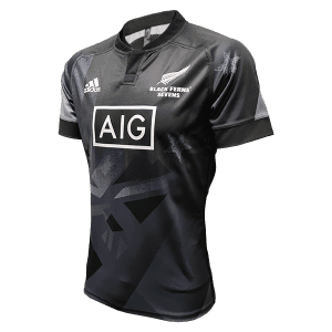 Black Ferns Sevens Home Replica Jersey