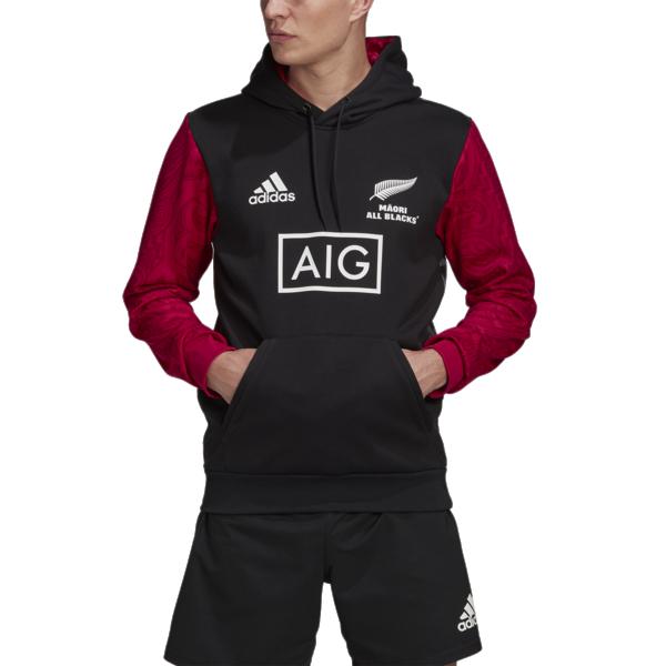 2019 New Zealand MAORI All Blacks rugby jacket hoodie S-3XL