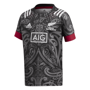 Māori All Blacks Replica Youth Jersey