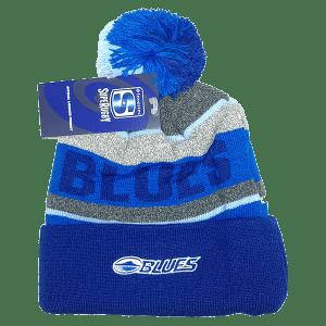 Blues Tundra Beanie
