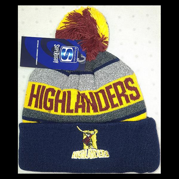 Highlanders Tundra Beanie