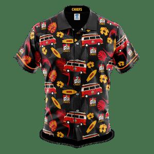 Blues Hawaiian Shirt