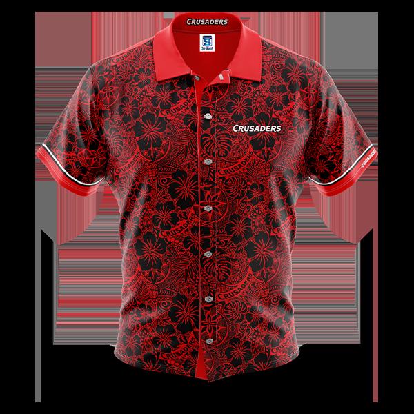 Crusaders Hawaiian Shirt