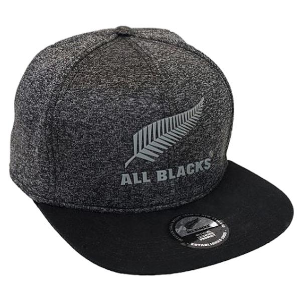 All Blacks Kids Flat Cap